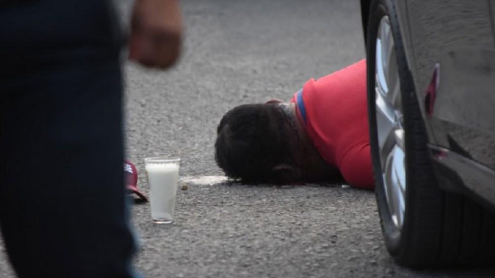 Asesinan a 'el Tyson' en Chalco - asesinato el tyson chalco