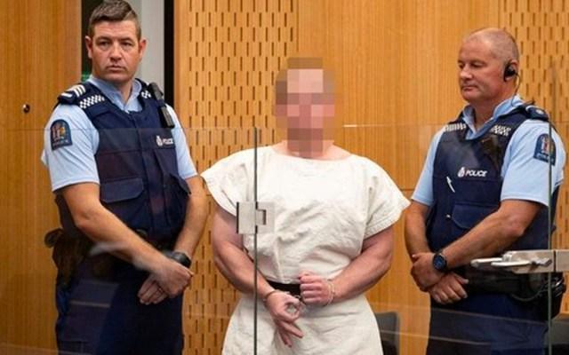 Imputan de asesinato al atacante de mezquitas en Nueva Zelanda - Foto de Reuters