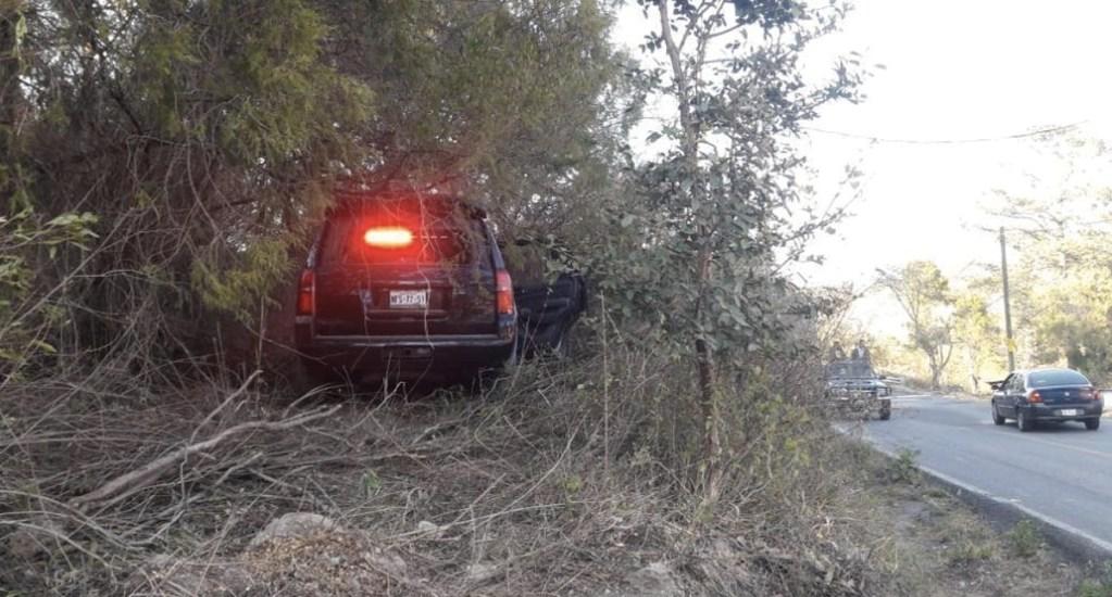 Confirman autoría de la Familia Michoacana en ataque a fiscal de Ixtapan de la Sal - Foto de Hoy Estado