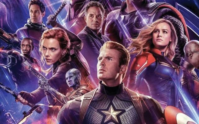 Avengers listos para luchar contra Thanos - Foto de CNET
