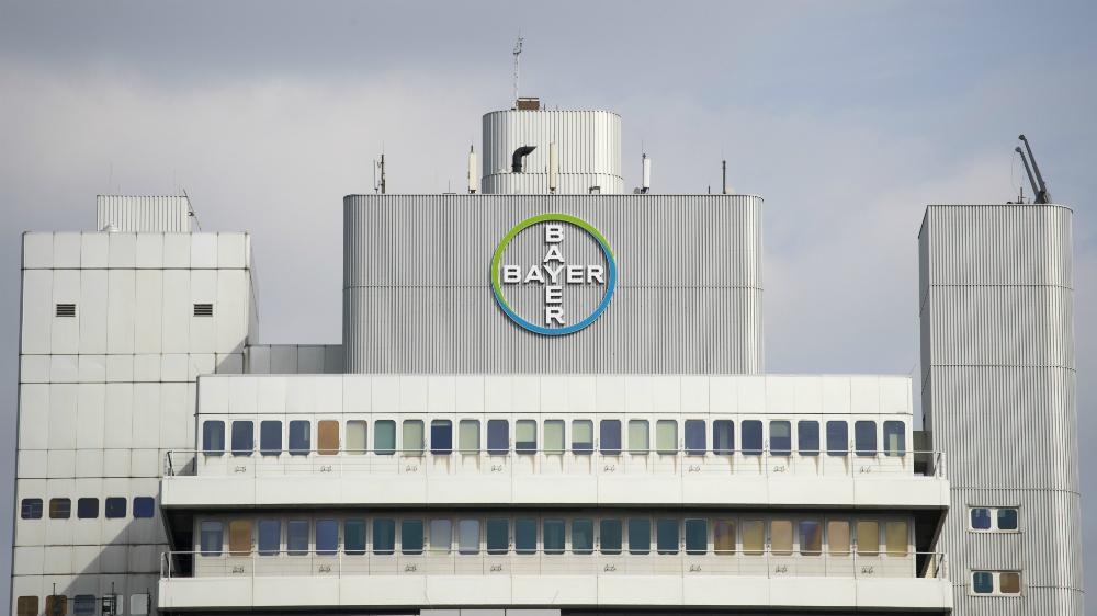 Bayer se hunde en bolsa tras nueva derrota judicial de su herbicida Roundup - Foto de AFP