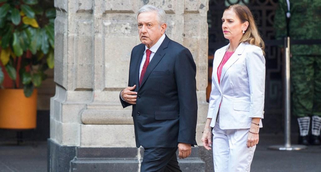 """Beatriz Gutiérrez niega haber dicho que """"los españoles son odiados en México"""". Noticias en tiempo real"""