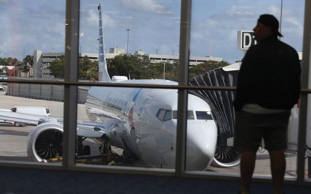 Chile prohibe vuelos del Boeing 737 MAX 8 - Foto de AFP