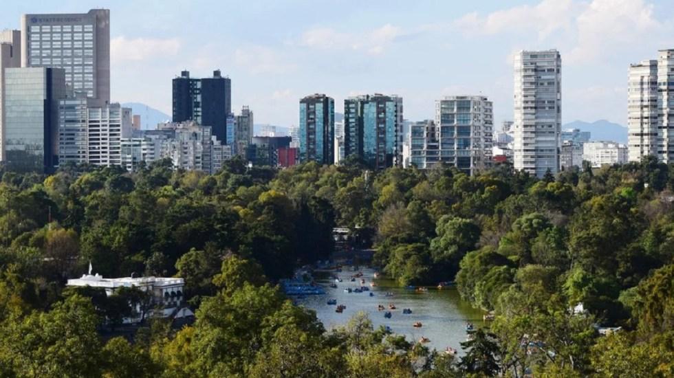 Proyecto de Santa Fe ya no tendrá urbanización - Bosque de Chapultepec. Foto de Callstevens