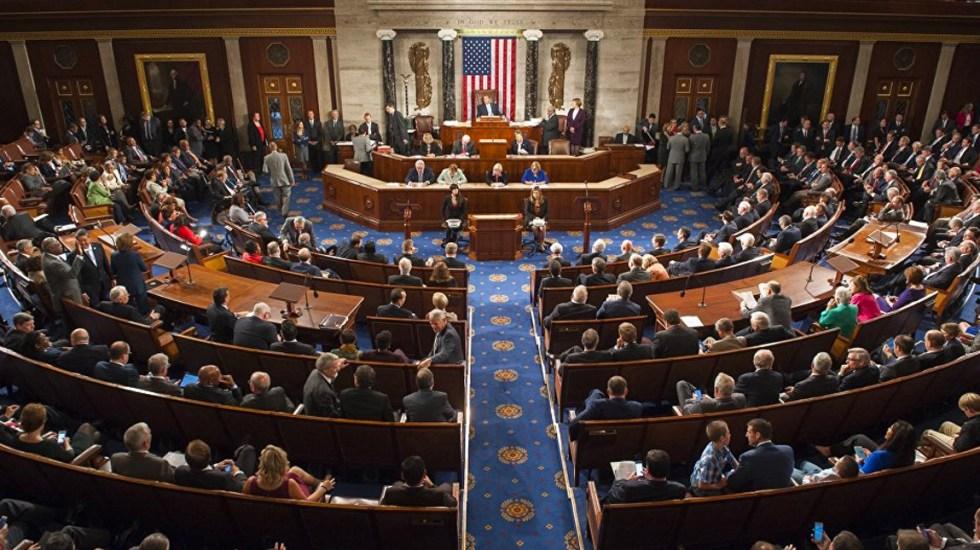 Cámara de Representantes no logra anular veto de Trump - Cámara de Representantes