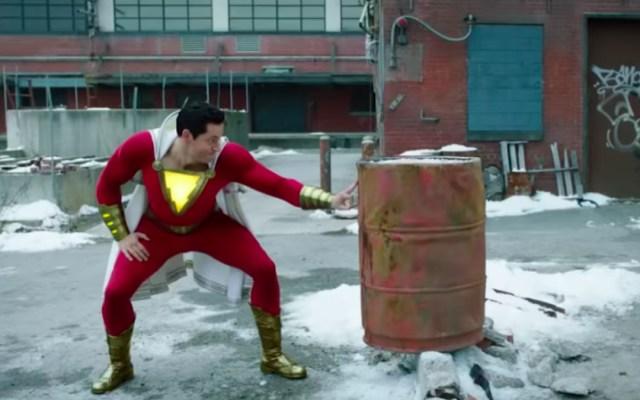 """#Video Nuevo tráiler de """"Shazam!"""" - nuevo tráiler de Shazam!"""