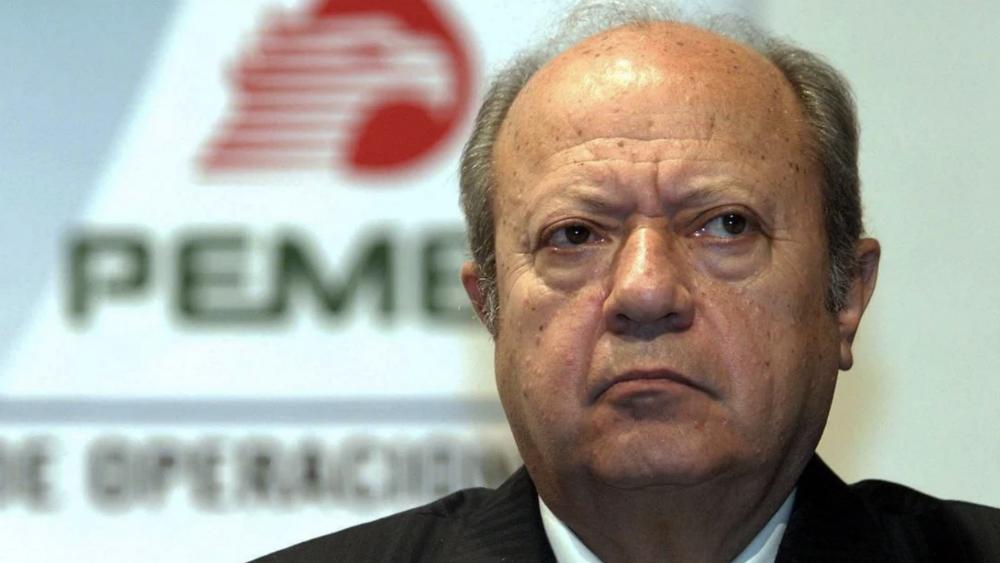 UIF interpone denuncia contra Carlos Romero Deschamps - Foto de El Economista