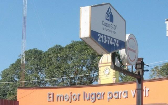 Declaran en quiebra a Casas GEO - Casas GEO. Foto de Capital CDMX
