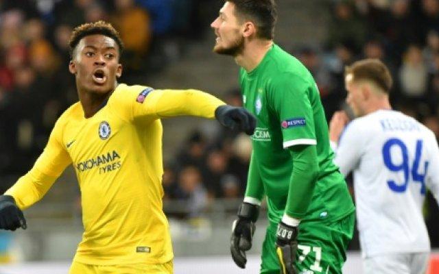 Chelsea denuncia insultos racistas en la Europa League - chelsea denuncia insultos racistas en kiev