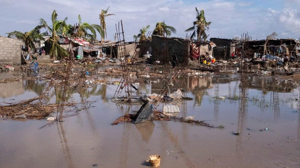 Suman 293 muertos en Mozambique por ciclón Idai - Foto de AFP