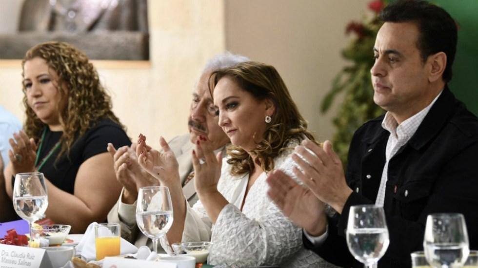 PRI saldrá fortalecido de su proceso de renovación: Ruiz Massieu - Foto de PRI