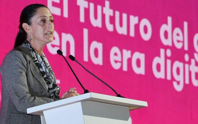 Claudia Sheinbaum dará informe a 100 días de inicio de su gobierno - Foto de Notimex