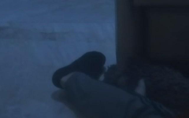 Cliente muere tras caer de cuarto piso de hotel - Cliente muerto en hotel. Captura de pantalla