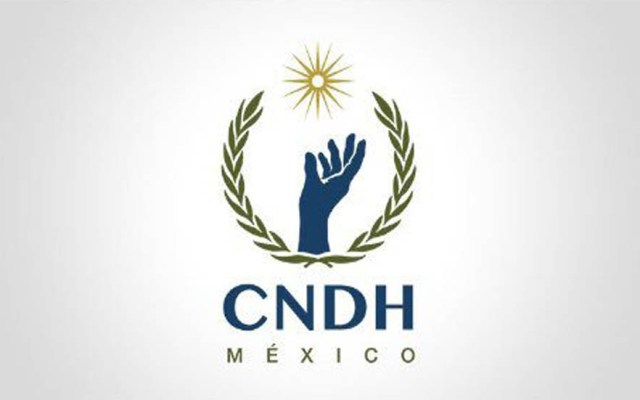 CNDH pide evitar ataques de servidores - Foto de @CNDH