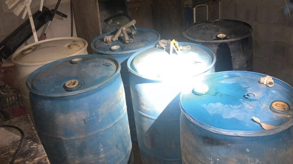 Pérdidas por robo de combustible en Pemex ascendieron a 100 mmdp entre 2014 y 2018 - Baja California robo de combustible