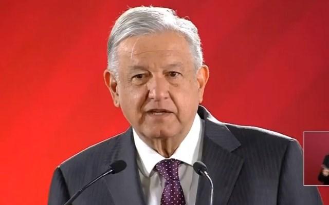 AMLO niega que Yasmín Esquivel tuviera ventaja en la elección a ministra de la Suprema Corte - Conferencia AMLO 13 de marzo. Captura de pantalla