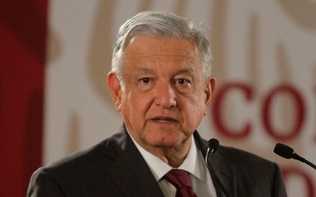 López Obrador niega injerencia en elección del PRI - Foto de Notimex