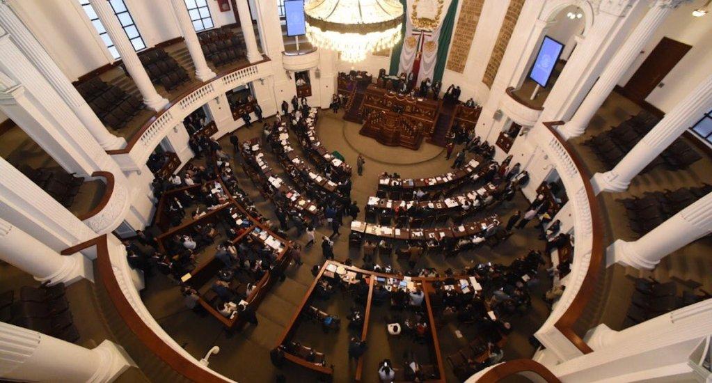 Por adeudo de 124 mil 900 pesos, suspenden internet en Congreso de la Ciudad de México - Foto de @Congreso_CdMex
