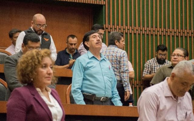 Congreso de Guerrero aprueba dictamen sobre la Guardia Nacional - El Congreso de Guerrero aprobó por unanimidad la creación de la Guardia Nacional. Foto de Quadratín