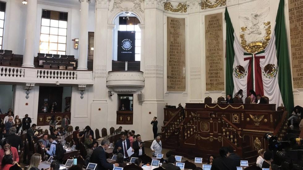 Fiscal Anticorrupción capitalino podría durar hasta ocho años en el cargo - Foto de @Congreso_CdMex