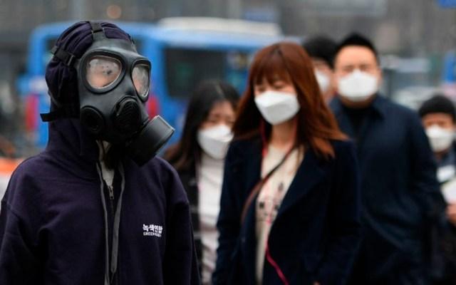 Contaminación provoca el doble de muertes de lo estimado: estudio - Foto de AFP