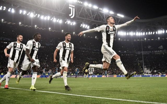 Para esto me contrataron: Cristiano Ronaldo - Foto de AFP