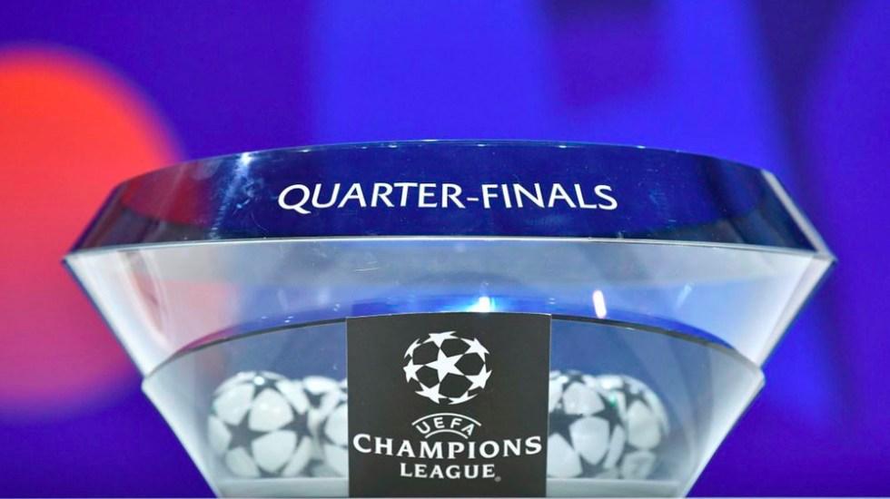 Definidos los cuartos de final de la Champions League - Foto de @ChampionsLeague