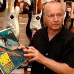 Muere el guitarrista Dick Dale a los 81 años