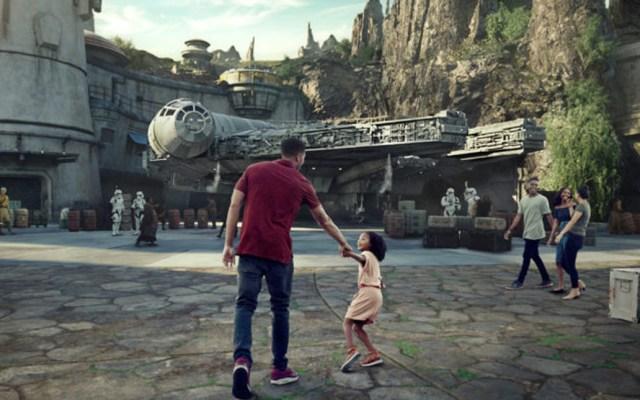 Disney anuncia apertura de sus parques de Star Wars - Foto de AFP