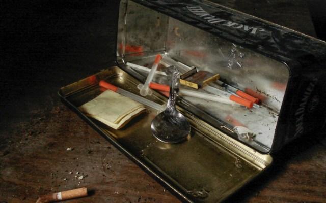Aseguran en la capital inmueble usado por presuntos narcomenudistas - inmueble