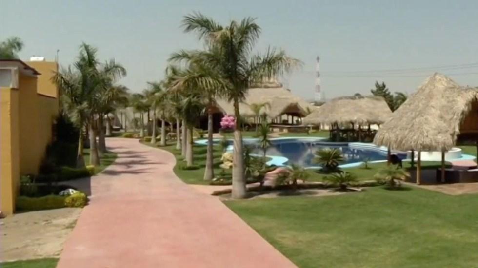 Aseguran casa de 'El Marro' en Santa Rosa de Lima - Captura de Pantalla/Noticieros Televisa