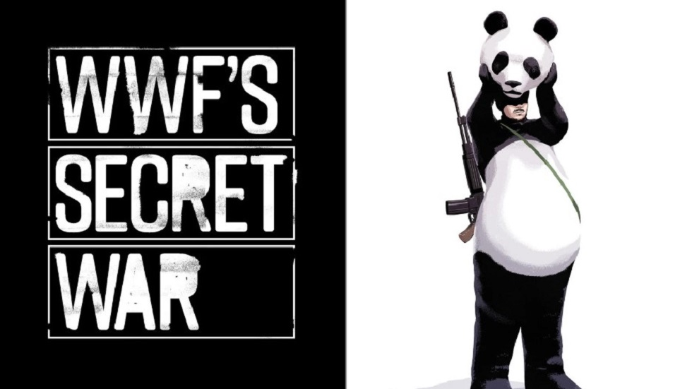 El secreto de guerra de la WWF. Foto de Buzzfeed