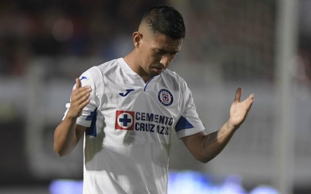 Elías Hernández es baja de Cruz Azul lo que resta del torneo - Foto de Mexsport