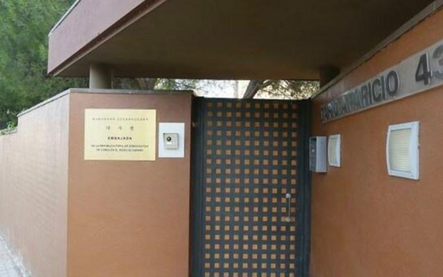 Mexicano lideró asalto a la embajada norcoreana en Madrid - Foto de Internet