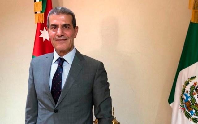 Embajador de Jordania destaca avance en relación con México - Foto de Notimex