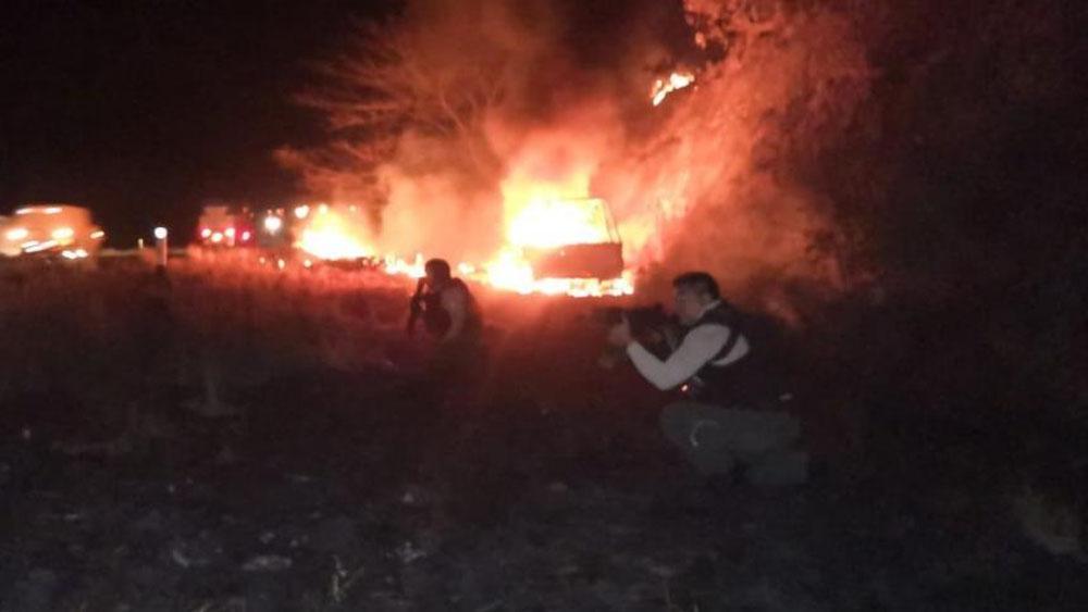 Jornada violenta deja un policía muerto en Veracruz - Foto Especial