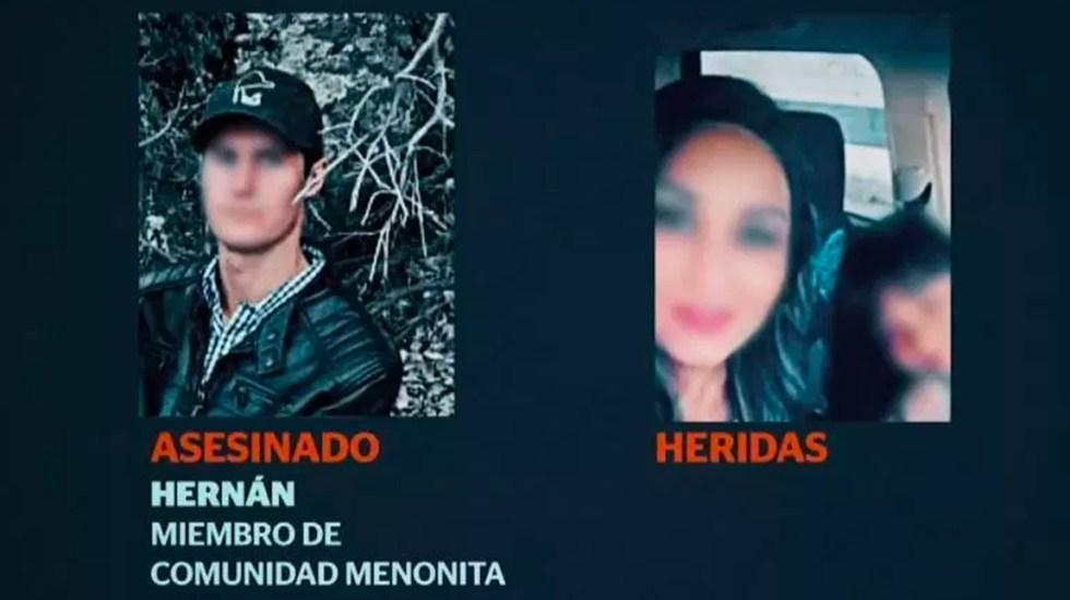 Identifican a dos víctimas mortales del enfrentamiento en Chihuahua - Captura de pantalla