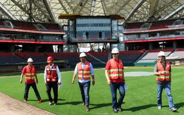 Confirman par de juegos para inaugurar nuevo estadio de Diablos Rojos - Foto de Diablos Rojos del México
