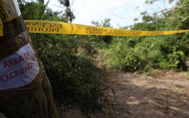 Procuraduría CDMX investigará posible existencia de fosas clandestinas - Fosa clandestina. Foto de Cuartoscuro