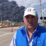 La hora 48 tras la explosión en planta petroquímica de Texas