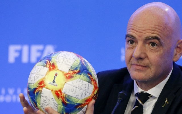 FIFA crea nuevo Mundial de Clubes en lugar de Copa Confederaciones - Foto de AFP