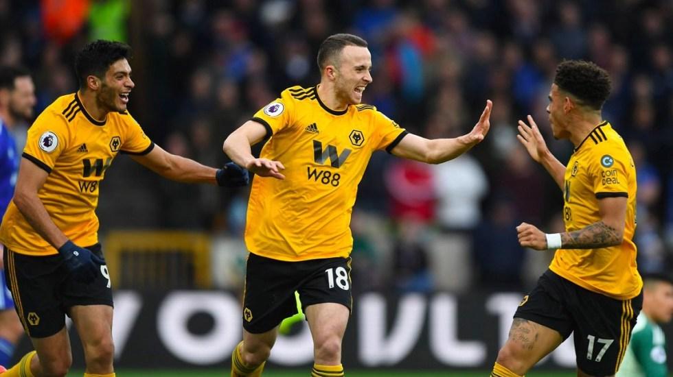 Raúl Jiménez se luce con gol y asistencia en victoria de los Wolves - Raúl Jiménez gol y asistencia Wolverhampton