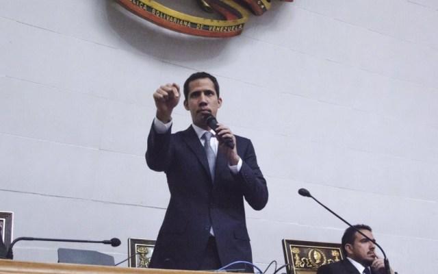 Juan Guaidó convoca a nuevas protestas por apagón en Venezuela - juan guaidó protestas venezuela