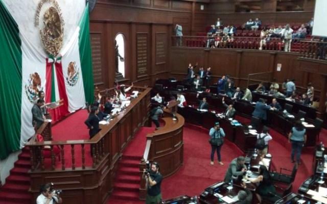 Michoacán aprueba Guardia Nacional y ya solo falta Yucatán - Foto de Quadratín