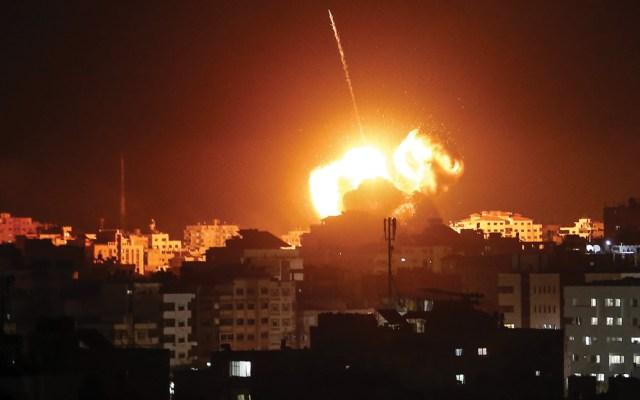 Hamas asegura que llegó a un acuerdo para un cese al fuego con Israel - Foto de AFP
