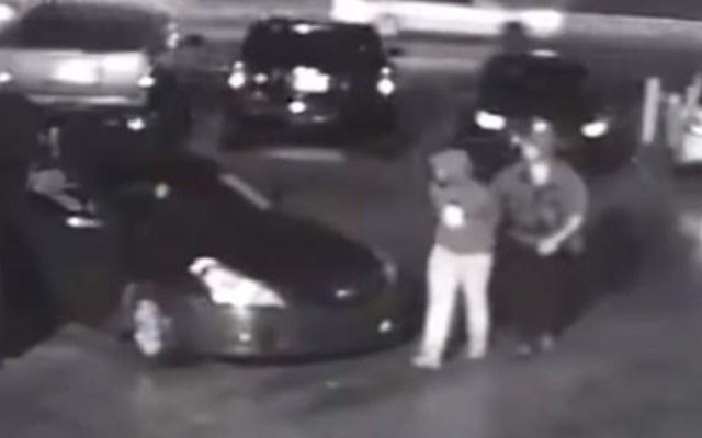 #Video Se hacen pasar por policías para secuestrar a mujer en Filadelfia - Foto de Philadelphia Police