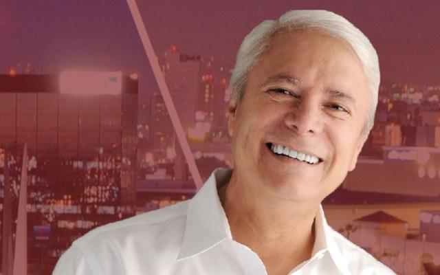 Bonilla deja cargo de superdelegado para buscar candidatura a gubernatura de BC - Foto de Jaime Bonilla Valdez