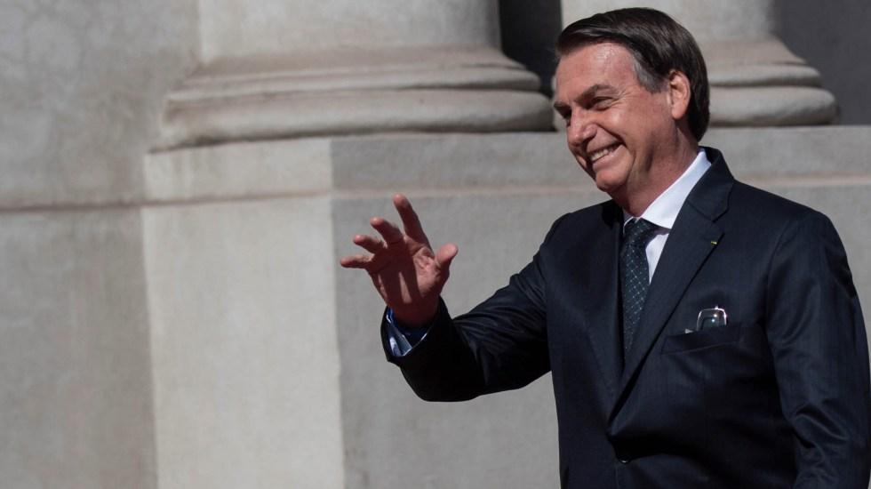 Bolsonaro asistirá al partido inaugural de la Copa América - Foto de Martin Bernetti/AFP