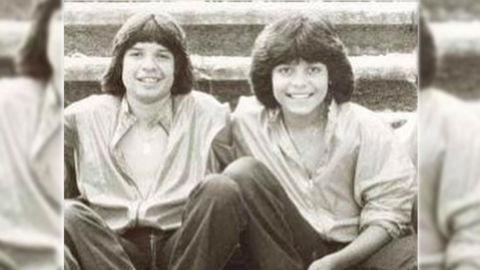 Muere Miguel Santa, exintegrante de Los Chicos de Puerto Rico - José Miguel Santa (Izquierda) y Chayanne cuando formaban parte de Los Chicos de Puerto Rico. Foto de Instagram/Chayanne