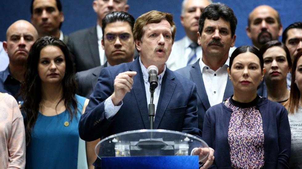 SEP no puede legislar sobre reforma educativa: Romero Hicks a AMLO - Foto de PAN